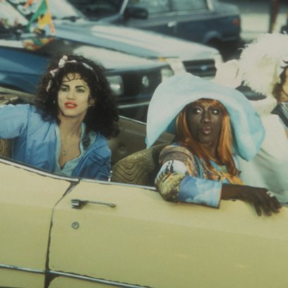 To Wong Foo, Thanks for Everything! Julie Newmar / John Leguizmao / Wesley Snipes / Patrick Swayze Poster