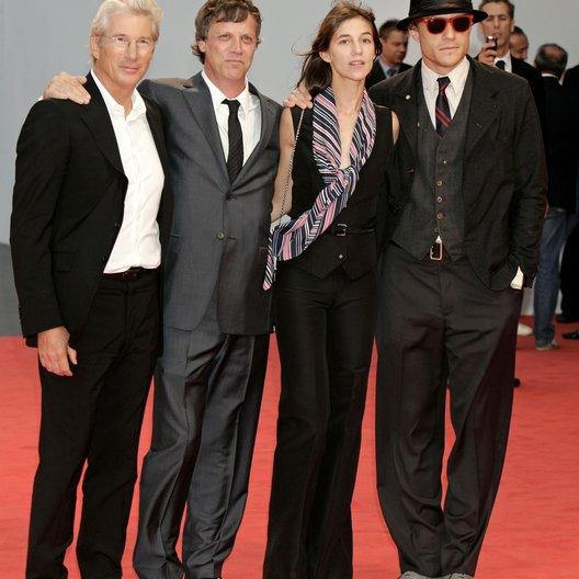 Gere, Richard / Haynes, Todd / Gainsbourg, Charlotte / Ledger, Heath / 64. Filmfestspiele Venedig 2007 / Mostra Internazionale d'Arte Cinematografica Poster