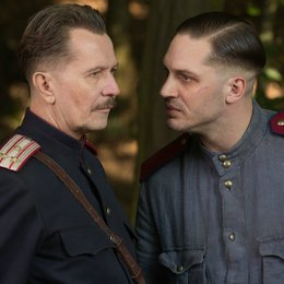 Child 44 / Kind 44 / Gary Oldman / Tom Hardy Poster