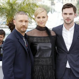 Hardy, Tom / Theron, Charlize / Hoult, Nicholas / 68. Internationale Filmfestspiele von Cannes 2015 / Festival de Cannes