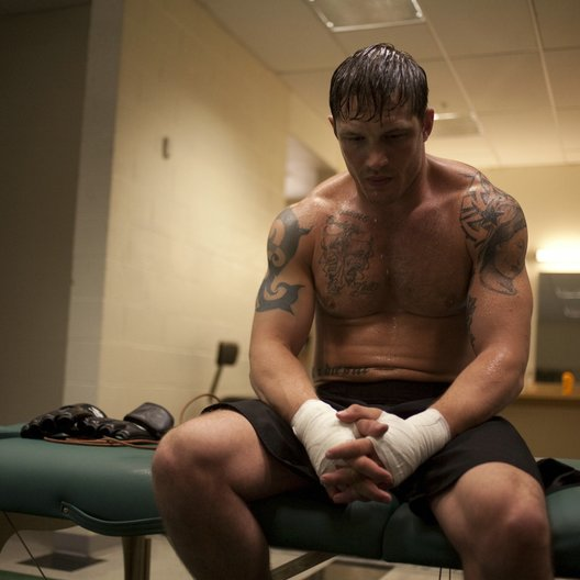 Warrior / Tom Hardy Poster