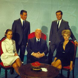 Topas / John Forsythe / Frederick Stafford / Dany Robin / Claude Jade / Alfred Hitchcock Poster