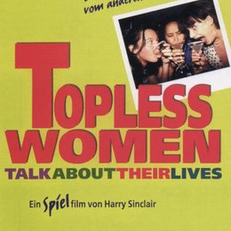 Topless Women Talk about Their Lives Poster