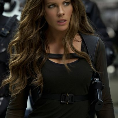 Total Recall / Kate Beckinsale Poster