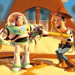 Toy Story / Trickfilm Poster