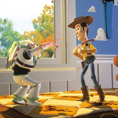Toy Story / Trickfilm / Toy Story / Toy Story 2 / Toy Story 3 Poster
