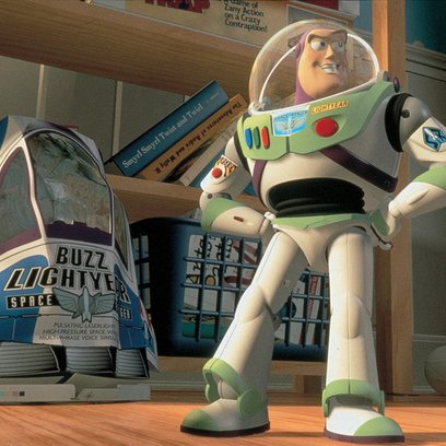 Toy Story 1+2 Doppelpack / Toy Story 3 3D Poster