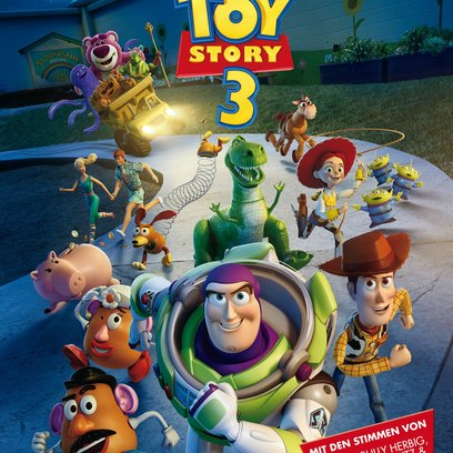 Toy Story 3 3D Poster