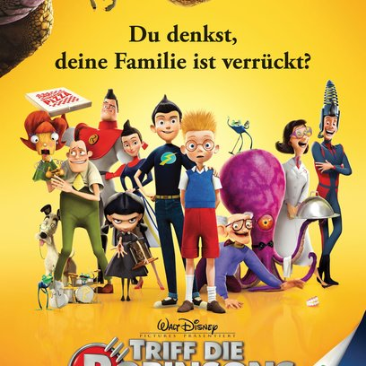 Triff die Robinsons Poster