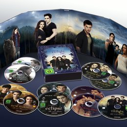 Twilight Saga - The Complete Collection: Biss in alle Ewigkeit, Die Poster