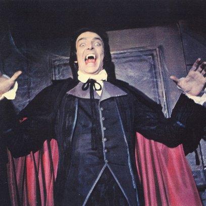 Draculas Hexenjagd Poster
