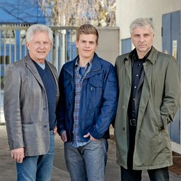 Tatort: Am Ende des Flurs (BR) / Miroslav Nemec / Udo Wachtveitl / Ferdinand Hofer Poster