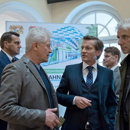 Tatort: Wüstensohn (BR) / Philipp Moog / Miroslav Nemec / Udo Wachtveitl Poster