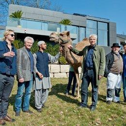 Tatort: Wüstensohn (BR) / Wilson Gonzalez Ochsenknecht / Yasin el Harrouk / Miroslav Nemec / Udo Wachtveitl / Regisseur Rainer Kaufmann Poster