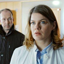 Alte: Teufel in Weiß, Der (ZDF / ORF / SF DRS) / Ulrich Noethen / Birge Schade Poster