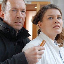 Alte: Teufel in Weiß, Der (ZDF / ORF / SF DRS) / Ulrich Noethen / Birge Schade