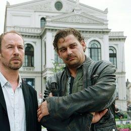Kommissar Süden und das Geheimnis der Königin (ZDF) / Ulrich Noethen / Martin Feifel