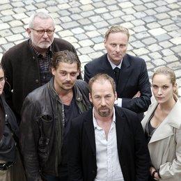 Kommissar Süden und das Geheimnis der Königin (ZDF) / Ulrich Noethen / Martin Feifel / Johanna Bantzer / Jeanette Hain / Harry Täschner / Hubertus Hartmann