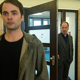 Neben der Spur: Adrenalin (ZDF) / Ulrich Noethen / Nikolai Kinski Poster