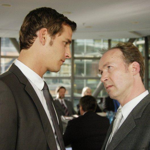 Trau' niemals Deinem Chef (ZDF) / Ulrich Noethen / Max von Thun