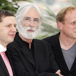 Friedel, Christian / Haneke, Michael / Tukur, Ulrich / 62. Filmfestival Cannes 2009 / Festival International du Film de Cannes Poster