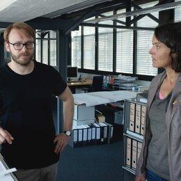 Tatort: Blackout / Ulrike Folkerts / Matthias Ziesing Poster