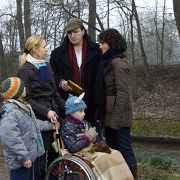 Tatort: Der glückliche Tod (SWR) / Jannis Michel / Susanne Lothar / Stella Kunkat / Andreas Hoppe / Ulrike Folkerts Poster