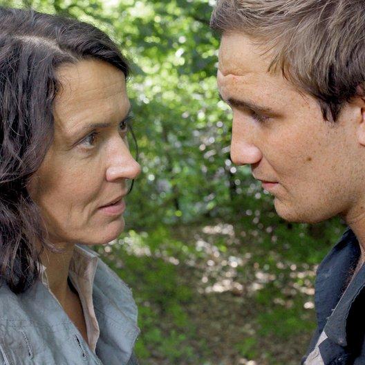 Tatort: Der Wald steht schwarz und schweiget / Ulrike Folkerts / Frederick Lau