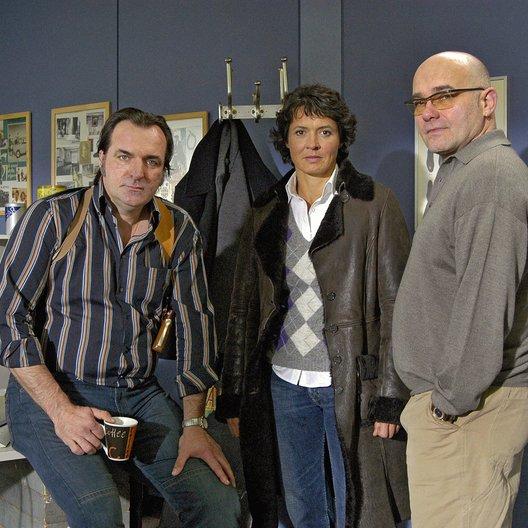 Tatort: Die dunkle Seite / Andreas Hoppe / Ulrike Folkerts / Peter Espeloer