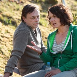 Tatort: Die Sonne stirbt wie ein Tier / Ulrike Folkerts / Peter Benedict