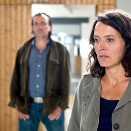 Tatort: Freunde bis in den Tod / Ulrike Folkerts / Andreas Hoppe Poster
