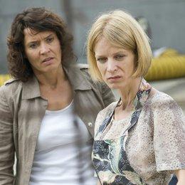 Tatort: Hauch des Todes / Ulrike Folkerts / Judith Engel Poster