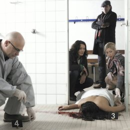 Tatort: Im Abseits / Ulrike Folkerts / Peter Espeloer / Brigitte Zeh / Andreas Hoppe Poster
