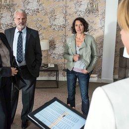 Tatort: Roomservice (ARD) / Ulrike Folkerts / Suzanne von Borsody / Peter Sattmann Poster
