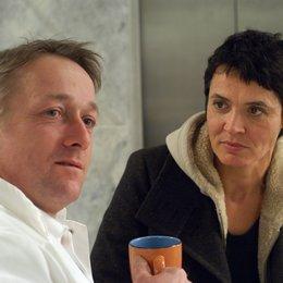 Tatort: Roter Tod / Markus Hering / Ulrike Folkerts Poster