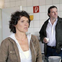 Tatort: Schatten der Angst / Ulrike Folkerts / Andreas Hoppe Poster