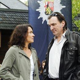 Tatort: Tödliche Ermittlungen / Ulrike Folkerts / Andreas Hoppe Poster