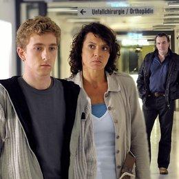 Tatort: Tod auf dem Rhein / Ulrike Folkerts / Andreas Hoppe / Jeremias Koschorz