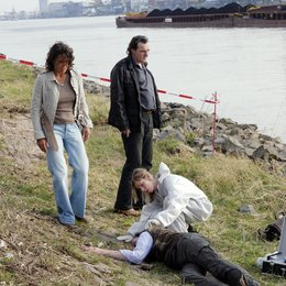 Tatort: Tod auf dem Rhein / Ulrike Folkerts / Andreas Hoppe / Brigitte Zeh Poster