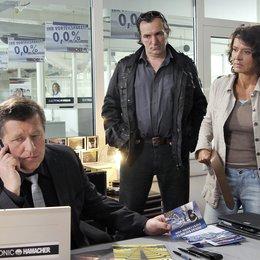 Tatort: Tod auf dem Rhein / Ulrike Folkerts / Bruno F. Apitz / Andreas Hoppe