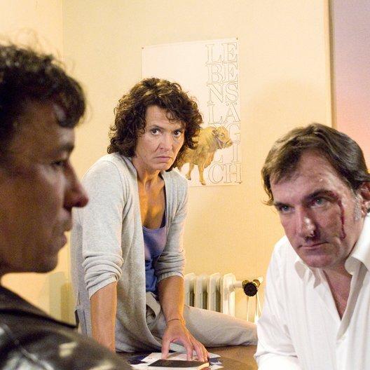 Tatort: Vermisst / Ulrike Folkerts / Andreas Hoppe / Bernd Gnann Poster