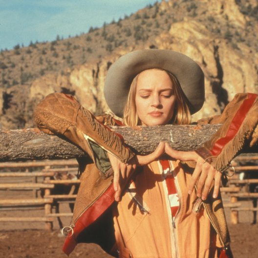 Even Cowgirls Get the Blues / Uma Thurman Poster