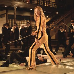 Kill Bill Vol. 1 / Uma Thurman Poster