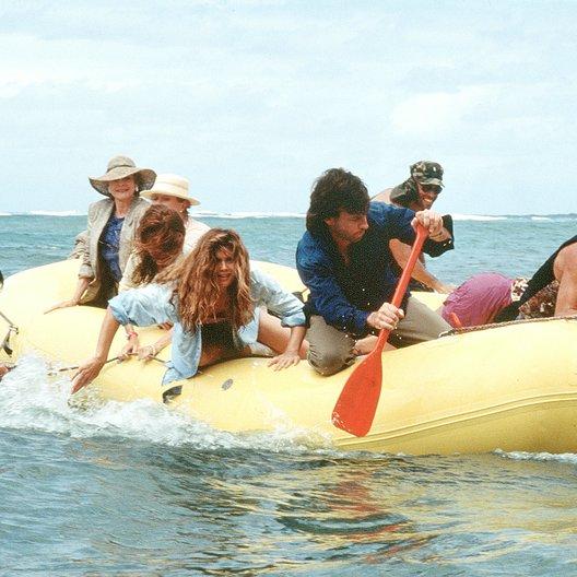 Urlaubsflug auf die Insel des Grauens / June Lockhart / Joe Lara / Kathy Ireland / Lisa Banes / Richard Beymer / Gary Graham / Beth Toussaint / Eddie Velez Poster