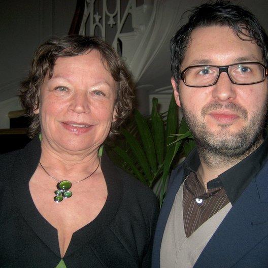 11. Festival des deutschen Films in London / Ursula Werner und Ed Fletcher Poster