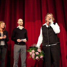 Filmfestival Max-Ophüls-Preis 2012 / Gabriella Bandell, Philipp Bräuer und Ursula Werner Poster