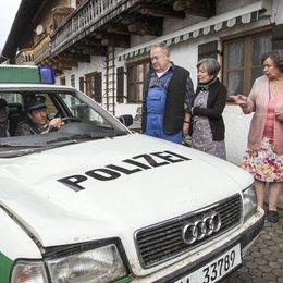 Hubert und Staller: Die ins Gras beißen / Christian Tramitz / Helmfried von Lüttichau / Monika Lennartz / Ursula Werner / Doris Gallart Poster