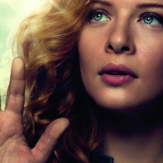 Under the Dome / Rachelle Lefevre Poster