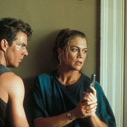 Undercover Blues - Ein Absolut Cooles Trio / Dennis Quaid Poster