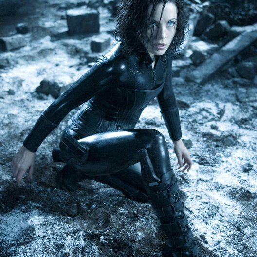 Underworld: Evolution / Kate Beckinsale Poster